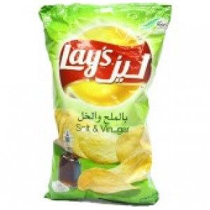 Lays Chips Salt&Vinegar 160 g