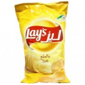 Lays Chips Salted 185 G