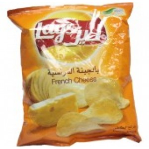 Lays Potato Chips French Cheese 25 g
