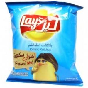 Lays Potato Chips Ketchup 14 g