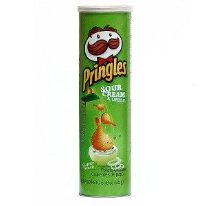 Pringles Cream & Onion 150