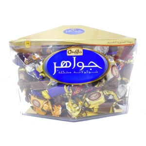 GALAXY JEWELS CHOCOLATE - 650 G