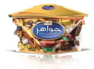 GALAXY JEWELS CHOCOLATE - 900 G