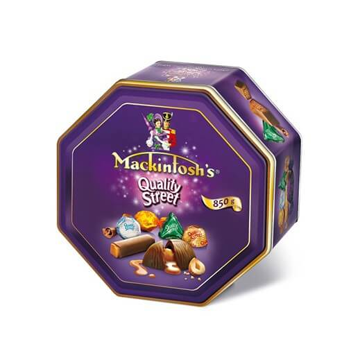 MACKINTOSH'S QUALITY STREET CHOCOLATE 900 G