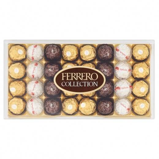 FERRERO ROCHER COLLECTION 32 PIECES 359 G