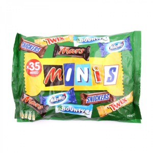 Best of our Minis Chocolates Mix Bag 710 g