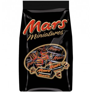Mars Chocolate Miniatures 150 G