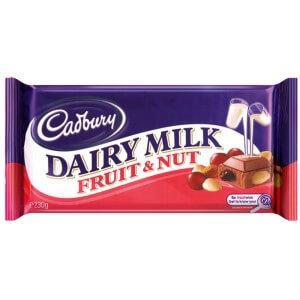 Cadbury Fruit & Nut 45 G