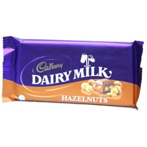 Cadbury Dairy Milk Wholnut 227 G