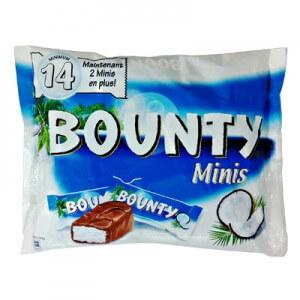 Bounty Mini Chocolate 275G