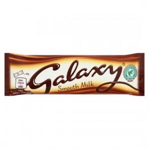 Galaxy Chocolate Bar 43g