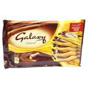 Galaxy Chocolate Caramel 5X36 G