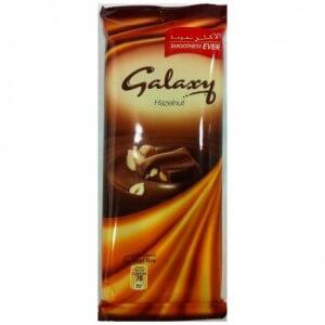 Galaxy Chocolate Hazelnut 100 G