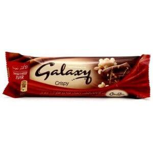 Galaxy Crispy Choco Block 36 G