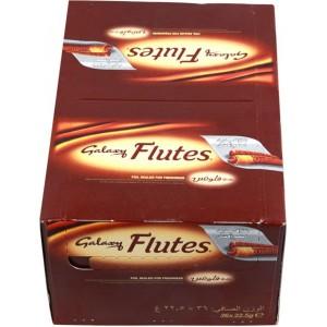 Galaxy Flutes Chocolate 22.5G*36