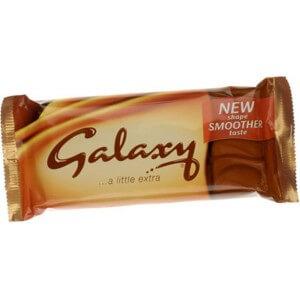 Galaxy Fruit & Nuts 43 G
