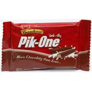 Gandour Pick One Extra Milky Choco 52 G