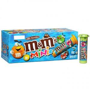 M&Ms Chocolates Tube 24x30g