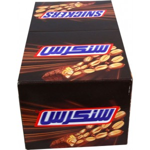 Snickers Chocolate 12x54 G