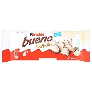 Kinder Bueno Chocolt White 39g