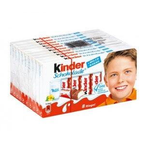 Kinder Chocolate T8 10x100g