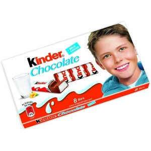 Kinder Chocolate T8 100g