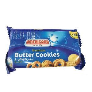 American Butter Cookies 92g