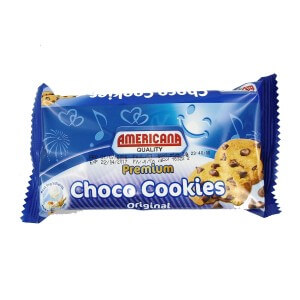 American Butter original  Cookies 45 g