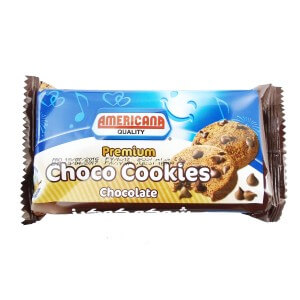 American Butter  Cookies 45 g