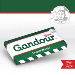 Gandour Mastic Gum 12's