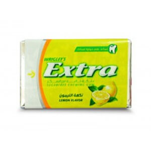 Wrigley's Extra Chry Lemon 11.5g