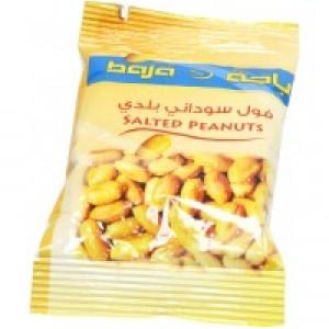 Baja Salted Peanuts 20g