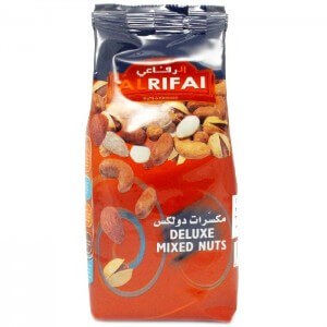 Alrifai Deluxe Mixed Nuts 200 g