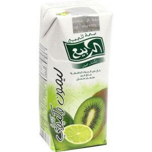 Alrabie Nectar Lime & Kiwi 330ml
