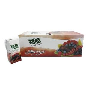 Alrabie Mix Berries Juice  18x200ml