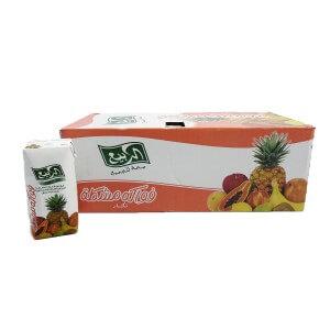 Alrabie Multi Fruits 18x200ML