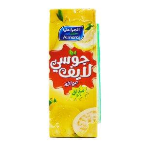 Almarai Joosy Life  juava juice 250 ml