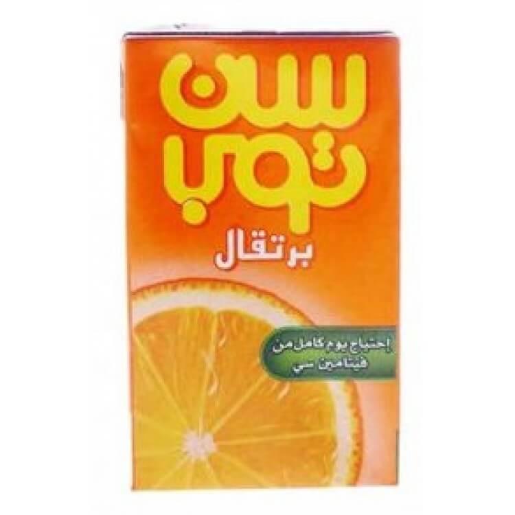 Suntop Orange Drink 125 ml