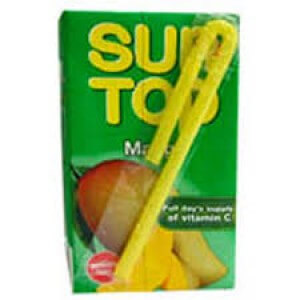 Suntop Mango Drink 125ml