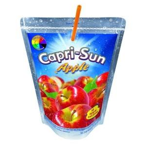 Capri Sun Apple Drinks 100ml