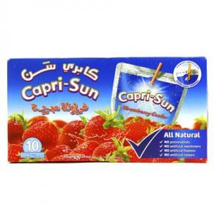 Capri Sun Strawberry 200ml*10
