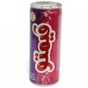 Vimto Fruit Flavor Can 250ml