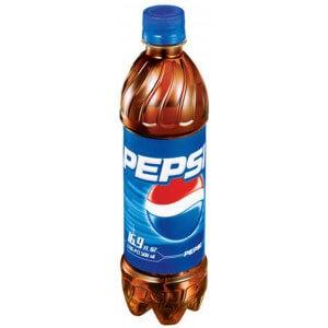 Pepsi-cola Plastic 500ml