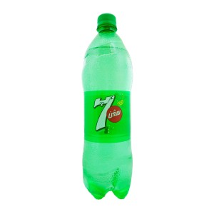 7up Soda Can 1 ltr
