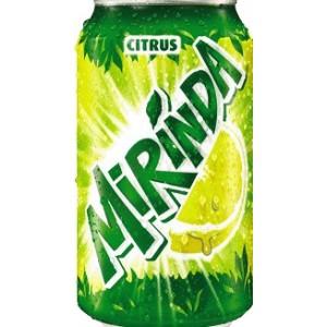 Mirinda Citrus Can 355ml