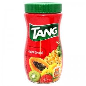 Tang Orange Drink Juice Powder 750 Gr