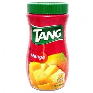 Tang Mango Juice Powder Drink Glass Jar 750G