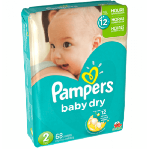 Pampers Diapers Junir 11-18kg