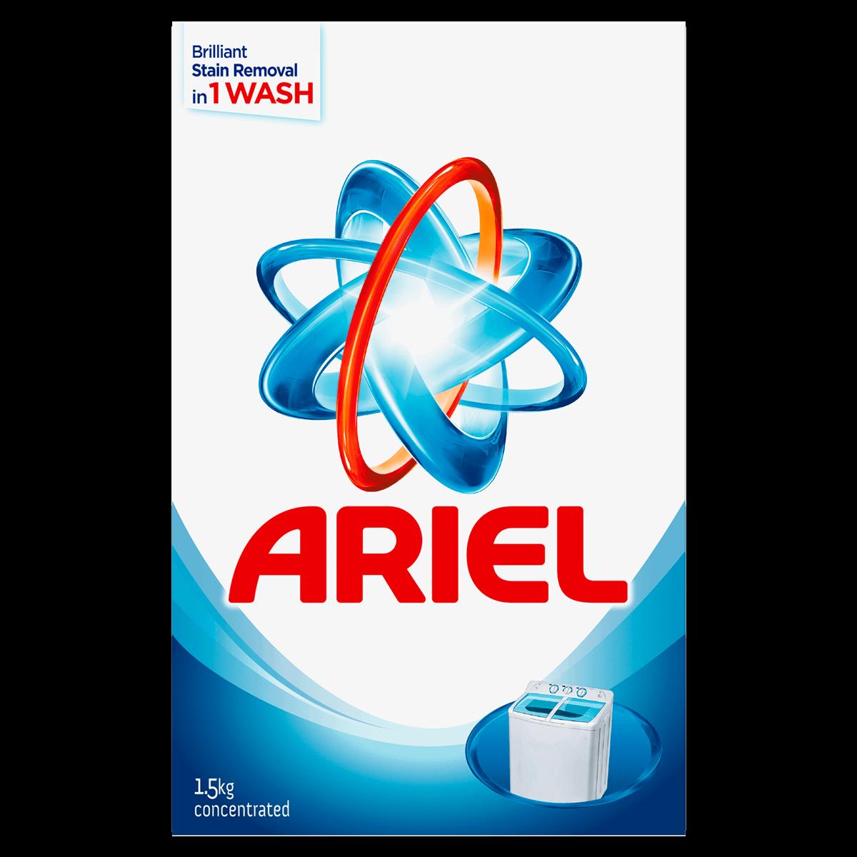Ariel Powder Original 1.50 kg