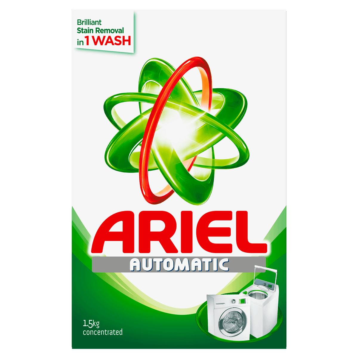 Ariel Automatic Powder Original 1.50 kg